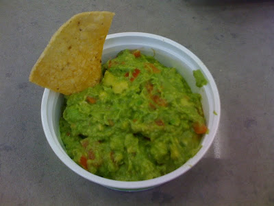 Baja Fresh Guacamole & Chips