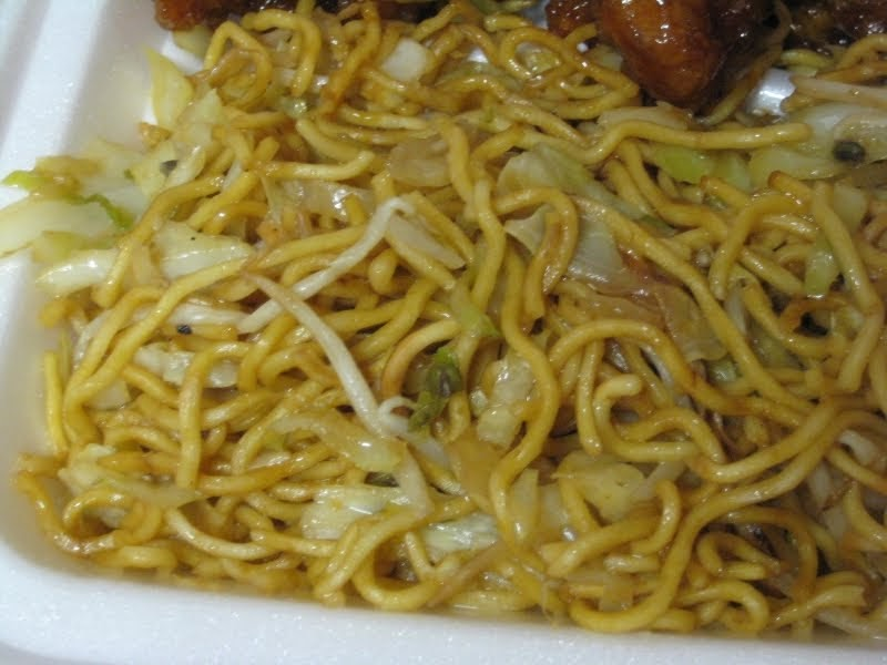 Review Panda Express Chow Mein Brand Eating