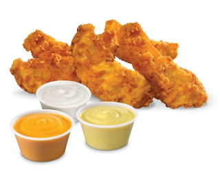 Carl's Jr. New Hand-Breaded Chicken Tenders