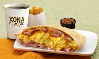 Jack in the Box Breakfast Pita