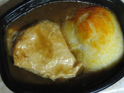 Stouffer's Baked Chicken Dinner