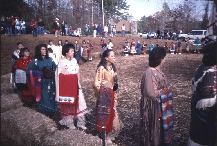 Catawba Indians Tribe Foods