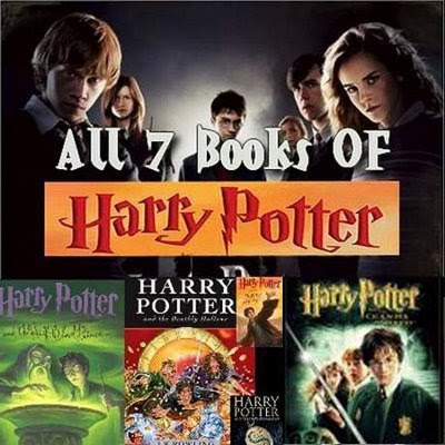 harry potter audio books torrent