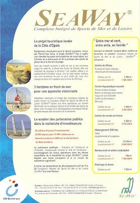 Pierre-Yves Gires seaway complexe intégré de sports de mer et loisirss