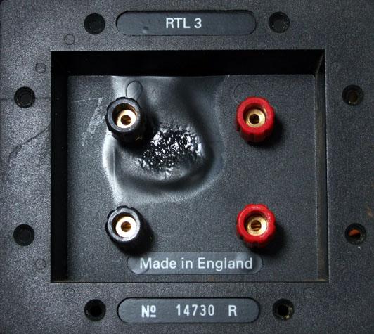 Red Spade Audio: Fixing TDL RTL3 transmission line speakers