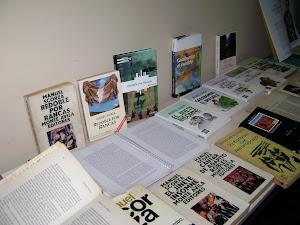 Vista parcial de la exhibición.