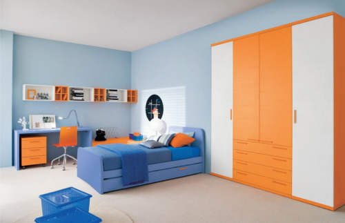 7 Inspiring Kid Room Color Options For Your Little Ones: AiraniEz's Life: Bilik Kanak-Kanak
