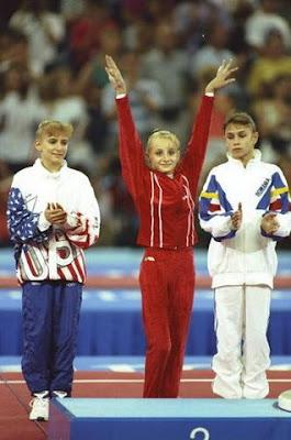 Barcelona 92 - Tatyana Gutsu