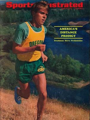Steve Prefontaine en Sports Illustrated