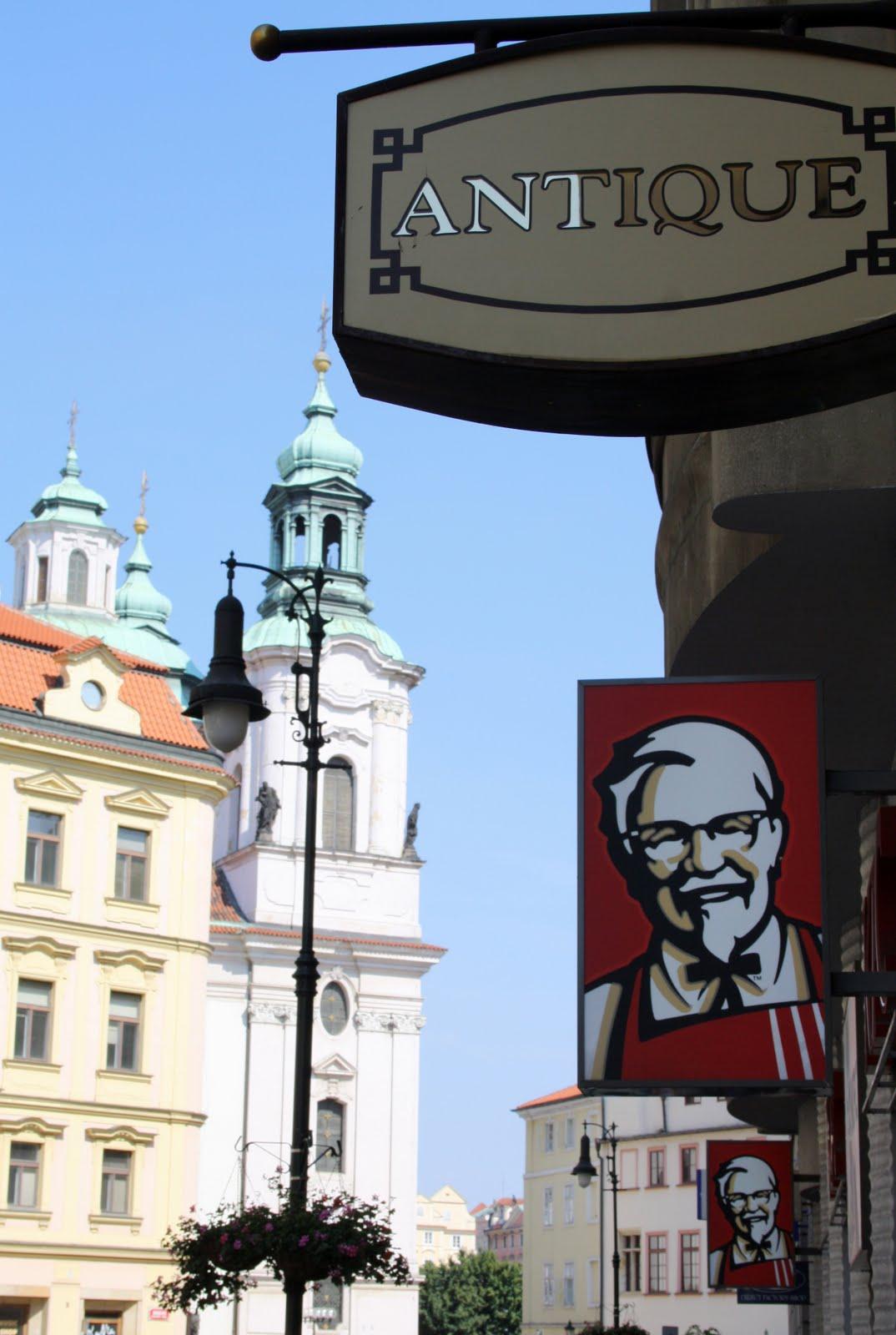 Kfc Tschechien