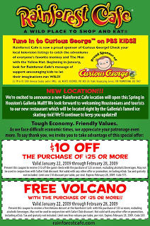 graphic about Rainforest Cafe Printable Coupon identify Couponing Trend: Rainforest Restaurant Discount codes $10 off $25 or Free of charge