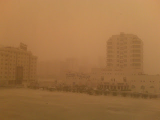 Bahrain, last week