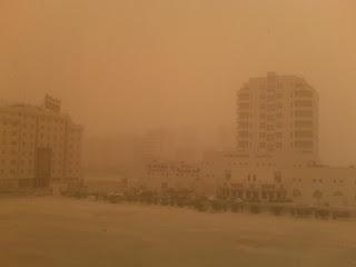 Bahrain, last week