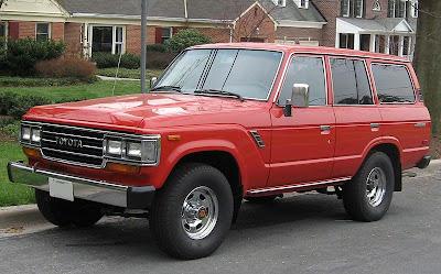 RCS Wish List – 1989 Toyota Landcruiser