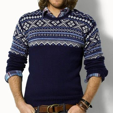 RCS Recommends: The Fair Isle Sweater