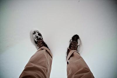 Atlanta Snow – A Little More Than A Dusting…