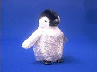 baby penguin plush stuffed animal toy