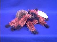 tarantula spider puppet