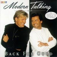 Modern Talking 11 años después de su regreso en 1998.