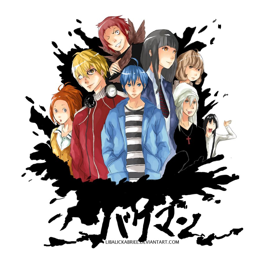 Read Manga Online Free: Read And Download Manga For Free: Bakuman Wallpapers