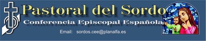 Pastoral del Sordo - Conferencia Episcopal Española