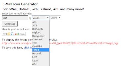 Ochrana proti spamu: emailová adresa jako obrázek