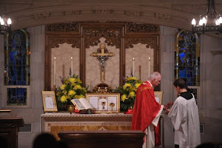 New Liturgical Movement: September 2008