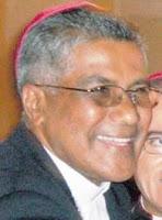 Mons. Eusebio Ramos Morales - Foto END