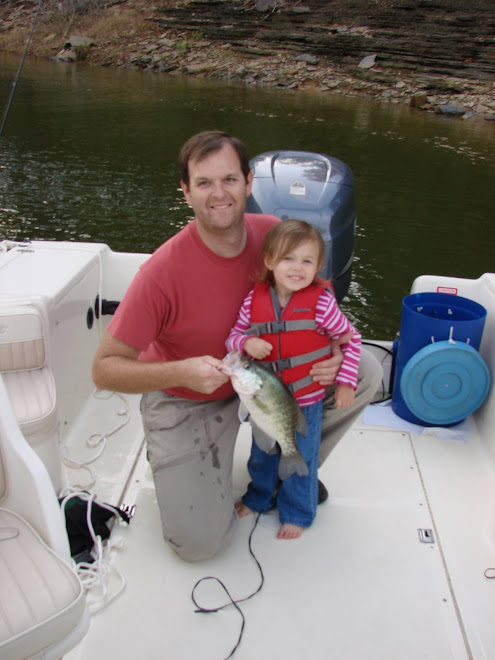 Haleigh's 1st Fishing Trip