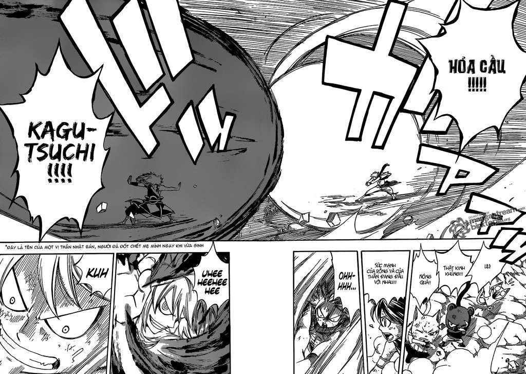 Fairy Tail Chap 218