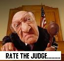 RATE THE JUDGE