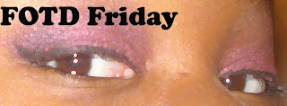FOTD Friday: Inspirations