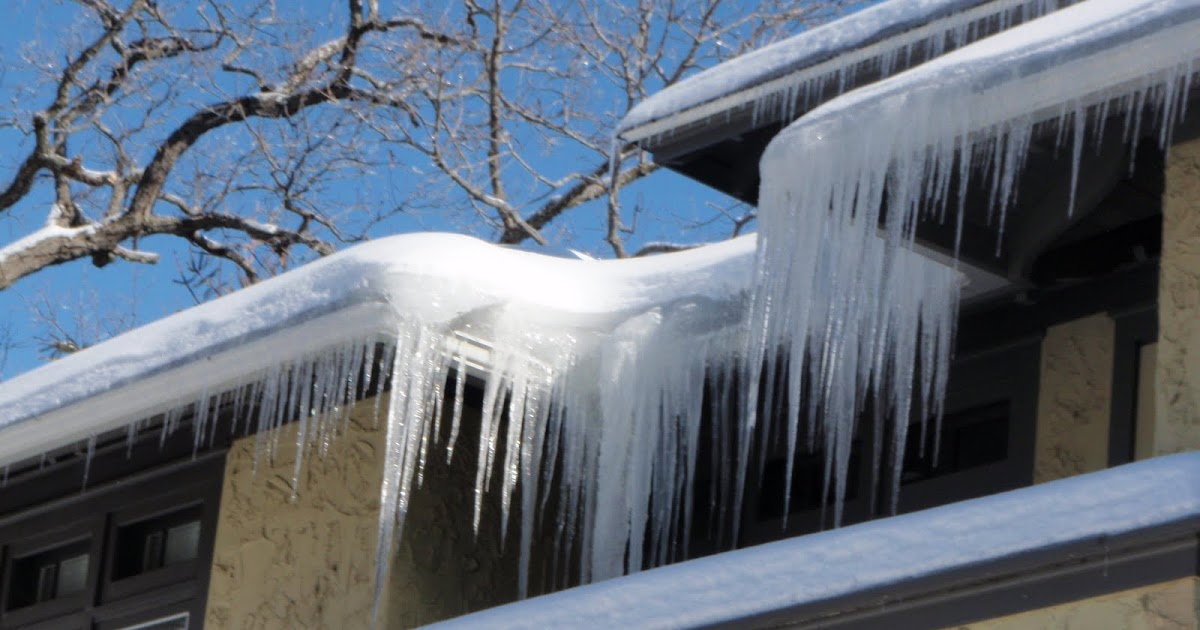 Ice Dams Ice Dams Causes Removal Damage Prevention