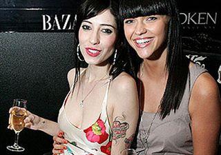 the veronicas lesbian