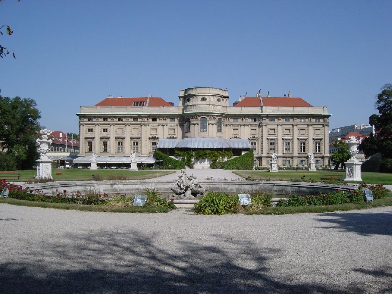 Culinary Worldtour: Hotel Im Palais Schwarzenberg / Vienna