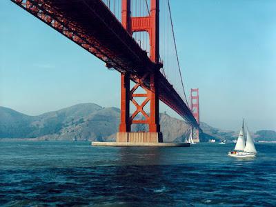 Golden Gate Bridge 1937 San Fransisco by Irvin F. Morrow and Gertrude C.Morrow