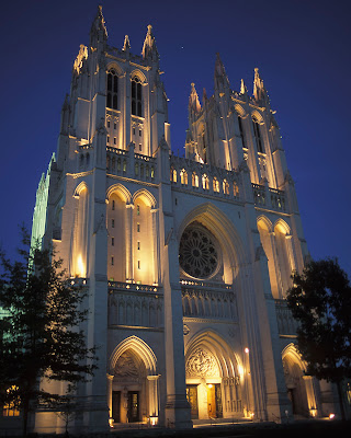 Washington National Cathedral 1990 Washington D.C. by George Frederic Bodley and Henry Vaughan