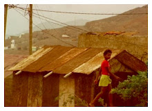 """Cabo Verde, """"batuque"""" y volcanes/C.V. """"batuque"""" and volcanos"""