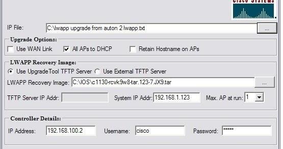 Derek Pocoroba - CCIE 18559: Converting a Cisco autonmous mode AP