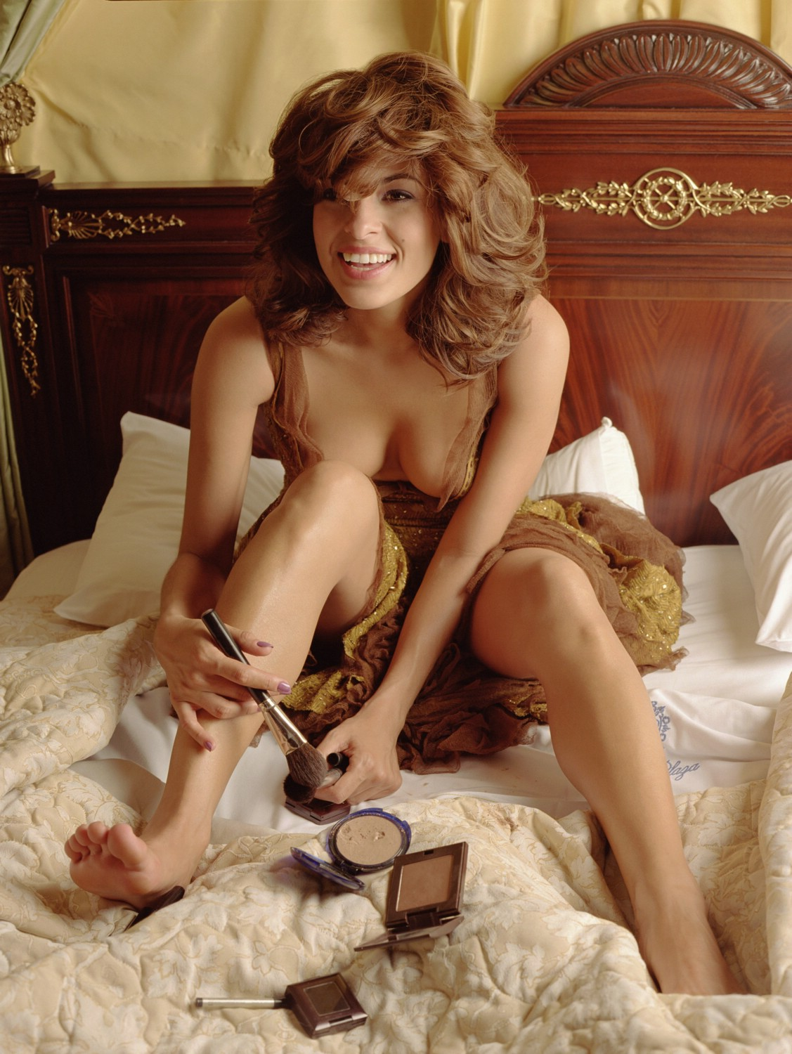 eva mendes exposed