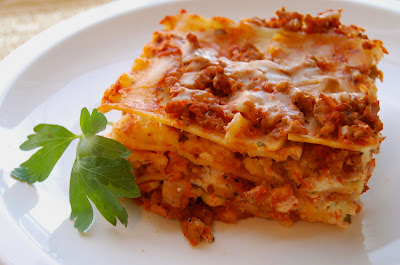It S Loosely Based On The Recipe That Is Back Of San Giorgio Lasagna Box