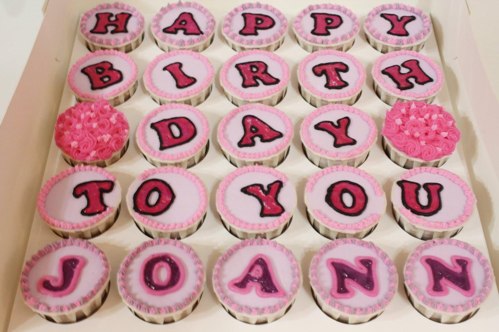 happy birthday joann Lil'bite Bakery: Happy Birthday To You Joann! happy birthday joann