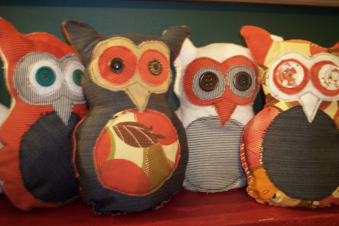 Hot Items! Handmade Owls - $20 each