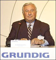 Grundig es adquirida por el grupo turco Koç Holding