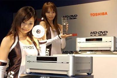 354 millones de euros es el coste de la retirada del formato HD DVD