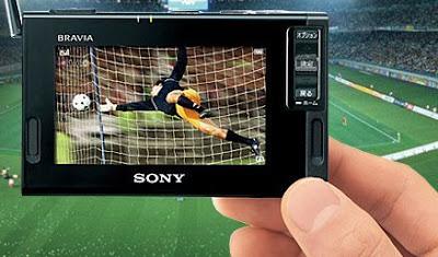 Sony lanza su Mini-Televisor digital portatil Bravia XDV-D500