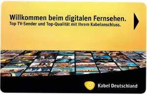 Kabel Deutschland abre su Red de Cable con la solución CI Plus