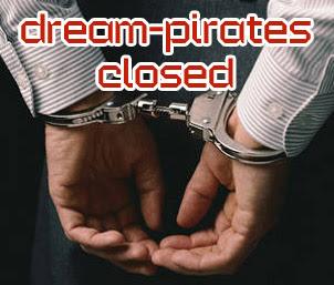 El foro Dream Pirates cerrado