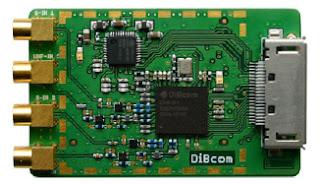 Primer receptor mundial con el estándar DVB-SH para la TV móvil