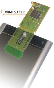 Próximas demostraciones de TV móvil en el estándar DVB-SH